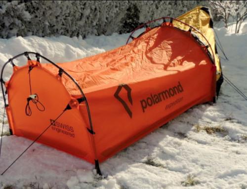 Zelten mit Hund bei Kälte, Wärme, Wind und Wetter.
