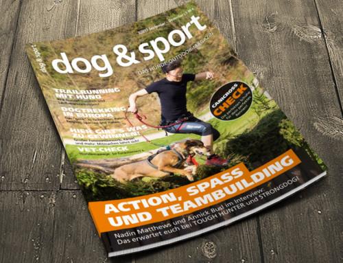 dog & sport 3/17