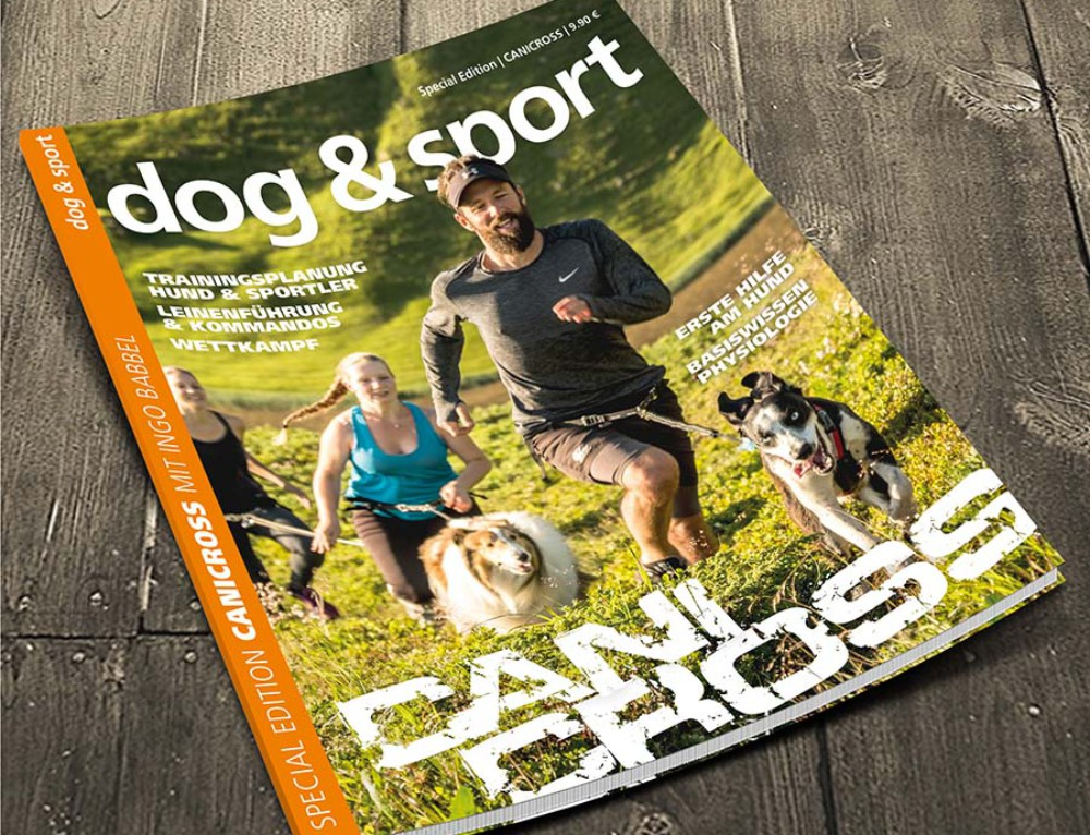 dog & sport Special Edition: CANICROSS