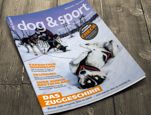 dog & sport 1/18