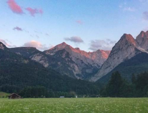33 Stunden Mega-Bergtour an der Zugspitze