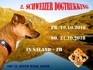 """2. Schweizer Dogtrekking: """"Tösstaler Tobeltänzer"""""""