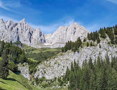 Fünf Tage durch das Kaisergebirge