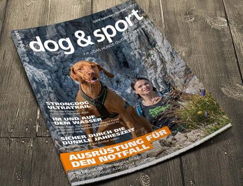 dog & sport 3/18
