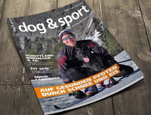 dog & sport 1/19
