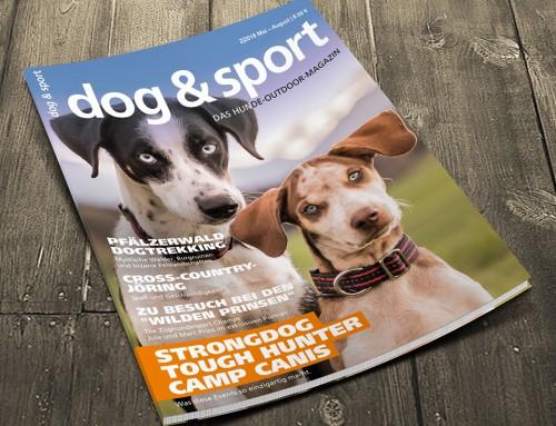 dog & sport 2/19