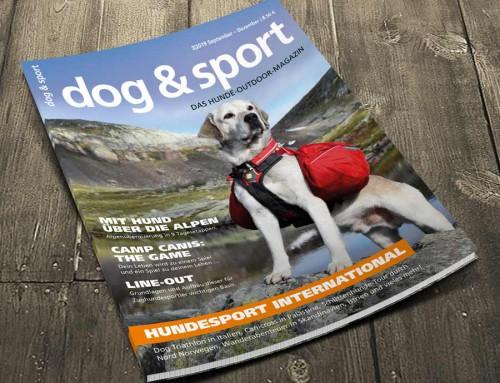 dog & sport 3/19